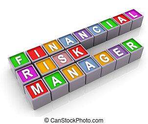 3d, frm, -, finansowe ryzyko, dyrektor