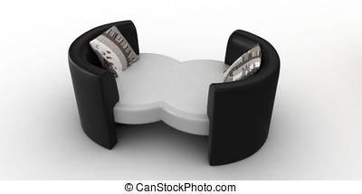 3d furniture detailed - 3d furniture design detailed...