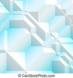 3d Geometric pattern