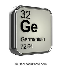 3d Germanium element