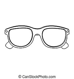 3d glasses cinema movie icon