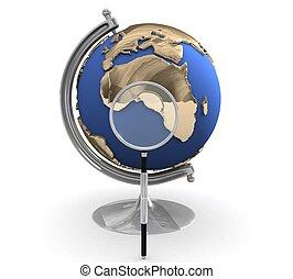 3d Global communication