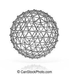 3D globalization concept