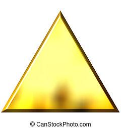 3D Golden Triangle