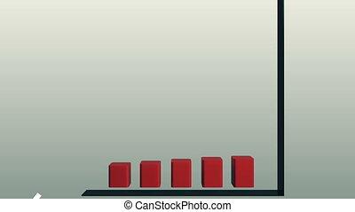 3D graph animation