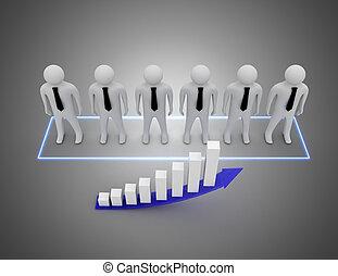 3d, graph.3d, 描述商业, 人们