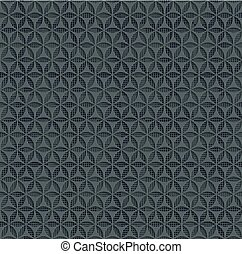 3d Gray Abstract Seamless Background Pattern. 3d Gray