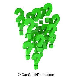 3d Green question
