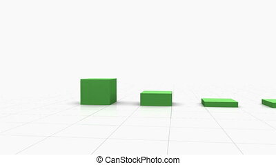3D Growing Bar Graph