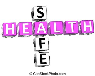 Health Safe Crossword