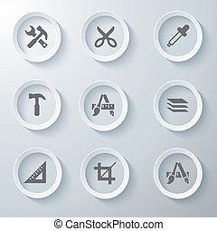 3d icons 3d icons set icon vector - 3d icons 3d icons set...