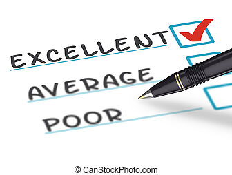 Customer satisfaction survey concep