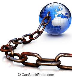 fixed earth