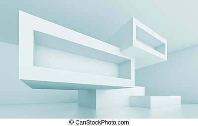 Abstract Architecture Concept