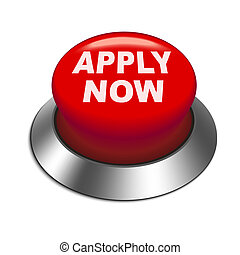 3d illustration of apply now button