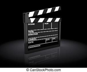 cinema clap
