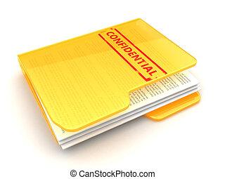 confidential documents