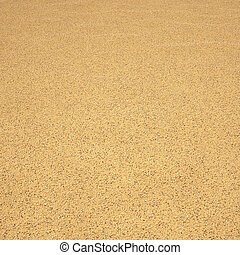 3D illustration. Texture of sand, earth