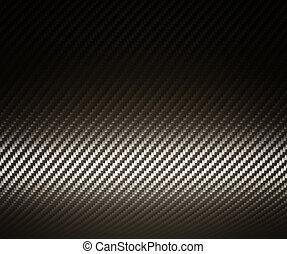 carbon fiber  - 3d image of carbon fiber background