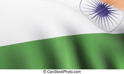 Indian Flag - 3D Indian Flag