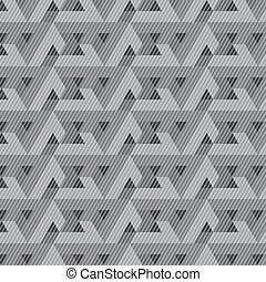 3d industrial seamless pattern
