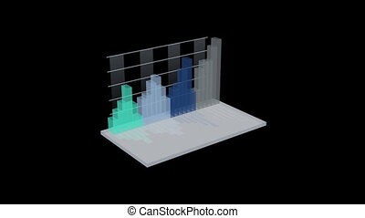 3D Infographic Element with Alpha Channel are perfect for...