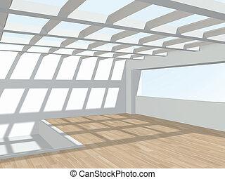 3d interior.