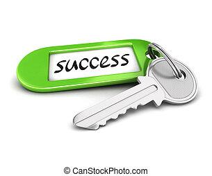 3d key to success