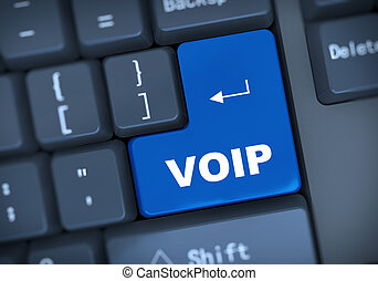 3d keyboard text voip