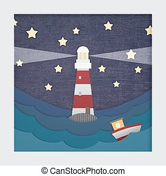 3d Lighthouse Picture