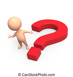 3d Little man question