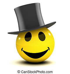 3d Lord smiley