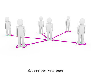 3d, maenner, vernetzung, sozial