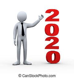3d man 2020 presentation