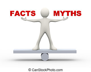 3d man balance facts and myths