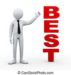 3d man best word presentation