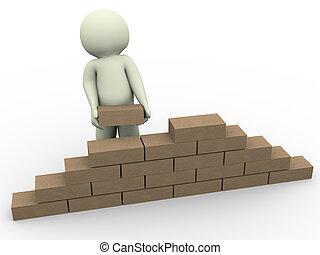 3d man builder