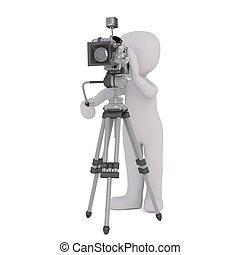 3d man camera 41