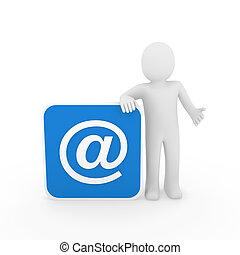 3d man email