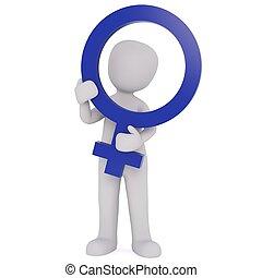 3d man equality 92 - 3d man equality
