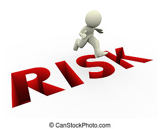 3d man risk jump