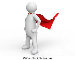 3d man super hero