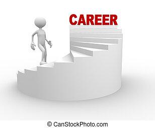 3d men career