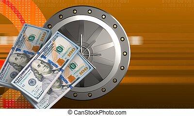 3d money