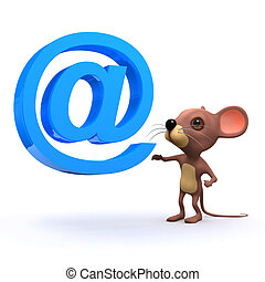3d Mouse has an email address