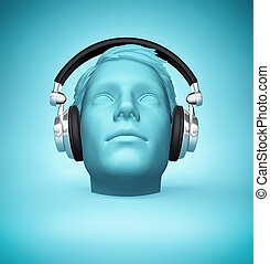 3d music listening