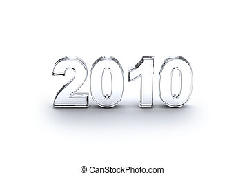 3d new year 2010