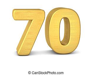 3d, nombre, or, 70