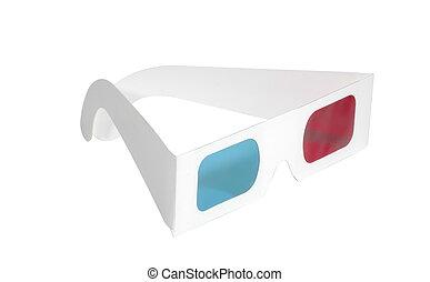 3d okulary