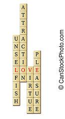 Love Crossword